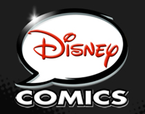 Disney Comics on the Go