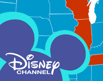 Disney Channel: State by State