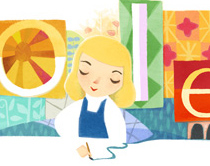 Google Celebrates Artist Mary Blair