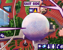 Epcot…Then & Now
