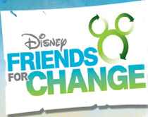Disney Friends for Change: Project Green