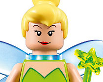 LEGO + DISNEY = <3