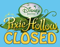 Disney's Pixie Hollow is No More