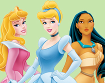 Disney Princesses: To Be or Not To Be