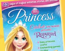 Disney Princess Magazine
