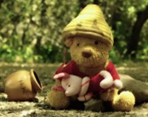 Winnie the Pooh Comes to Life