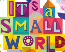 """it's a small world"" Turns 45"