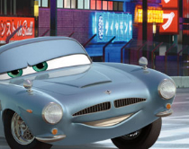 Win a Car in Cars 2 Promotion