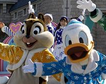 Tokyo Disney Assists During Crisis