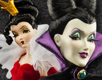 Disney Villains Get Their Due