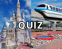 Walt Disney World 40th Anniversary Quiz