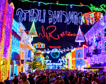 Disney Sparkles During the Holidays