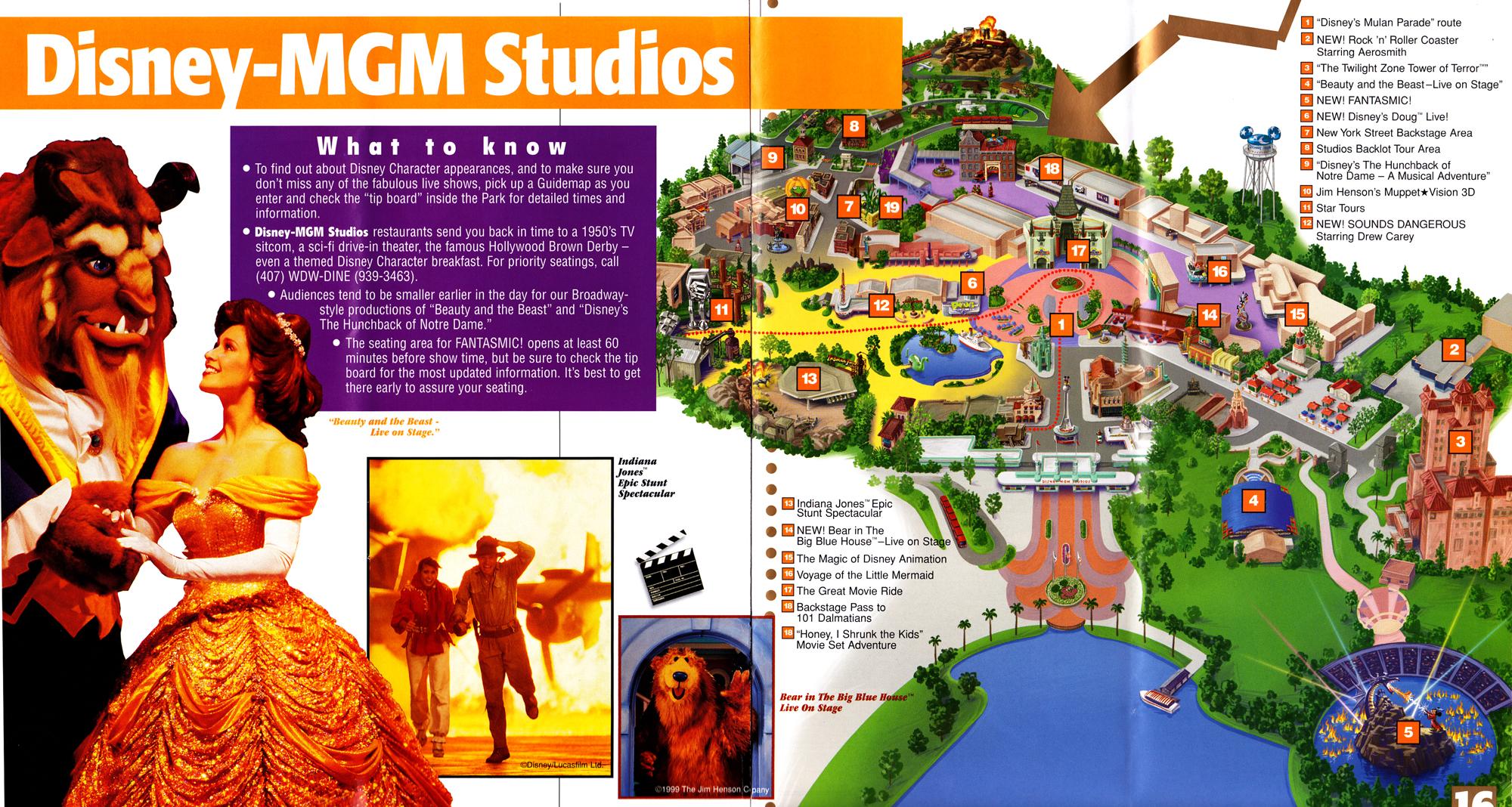Hollywood Studios…Then & Now | Blogging Disney