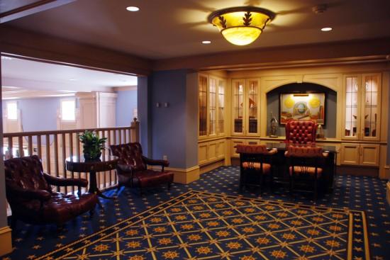 Inside Disney's Yacht Club Resort