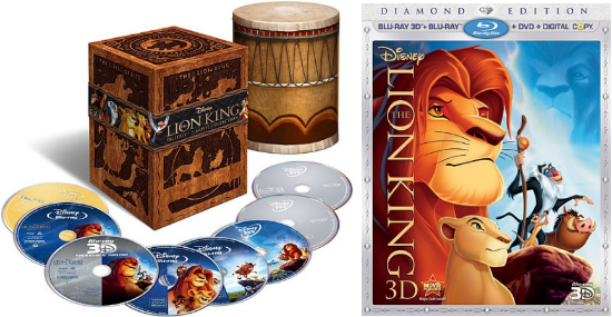 The Lion King Roars Out Of The Vault Blogging Disney