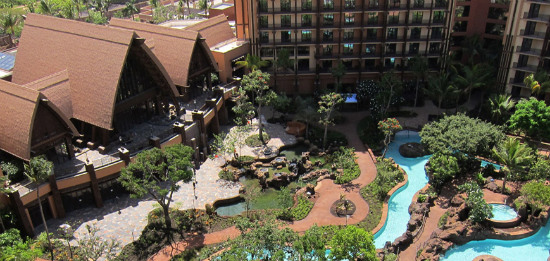 Disneys Aulani Resort Opens Blogging Disney - Aulani discounts