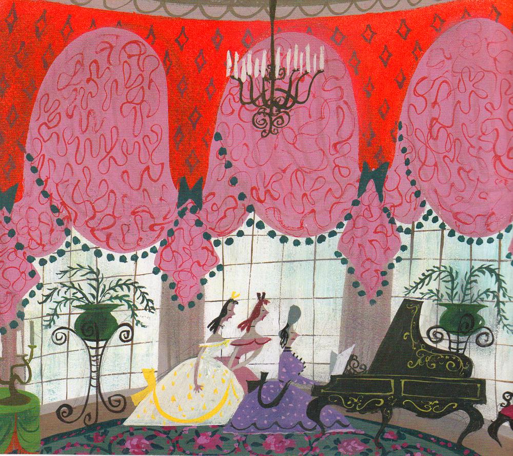 google celebrates artist mary blair