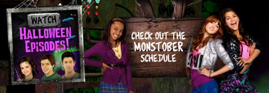 Disney Channel Halloween Games disney channel halloween fashion studio disney lol Disneys Monstober Halloween Lineup