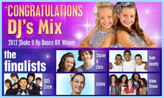 Congratulations, DJ's Mix! | Blogging Disney