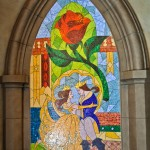 Beauty and the Beast Mosaic, photograph by Samantha McElhaney