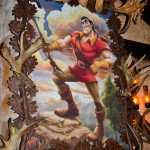 Gaston's Tavern Painting, photograph by Samantha McElhaney