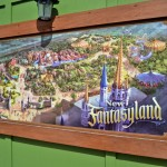 New Fantasyland Poster, photograph by Samantha McElhaney