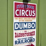Storybook Circus Poster, photograph by Samantha McElhaney