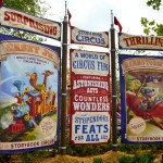 New Fantasyland's Storybook Circus, photograph by Samantha McElhaney