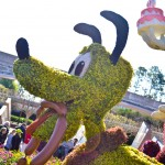 Pluto Topiary, photograph by Samantha McElhaney