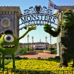 Monsters University Topiary, photograph by Samantha McElhaney