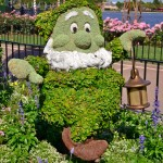 Happy Topiary, photograph by Samantha McElhaney