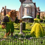 Beauty and the Beast Topiary, photograph by Samantha McElhaney