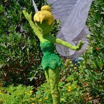 Tinker Bell Topiary, photograph by Samantha McElhaney