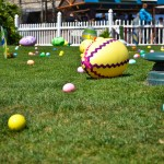Easter Egg Hunt, photograph by Samantha McElhaney