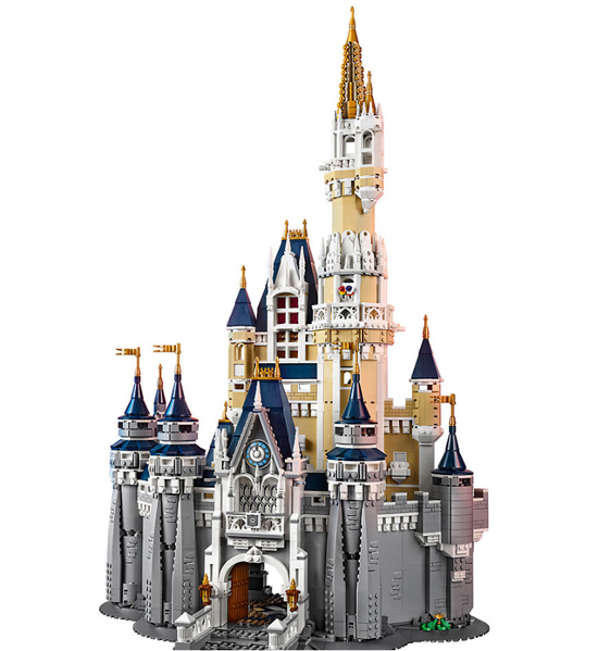The Disney Castle by LEGO®